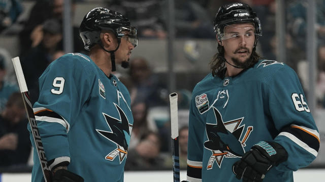 There are still just under two weeks until the deadline, but the Sharks reportedly will steer clear of the trade market's bigger names.
