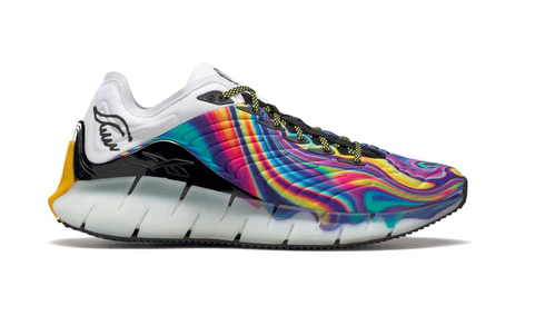 Upto 50% off: Add colour to your feet with quirky Reebok shoes