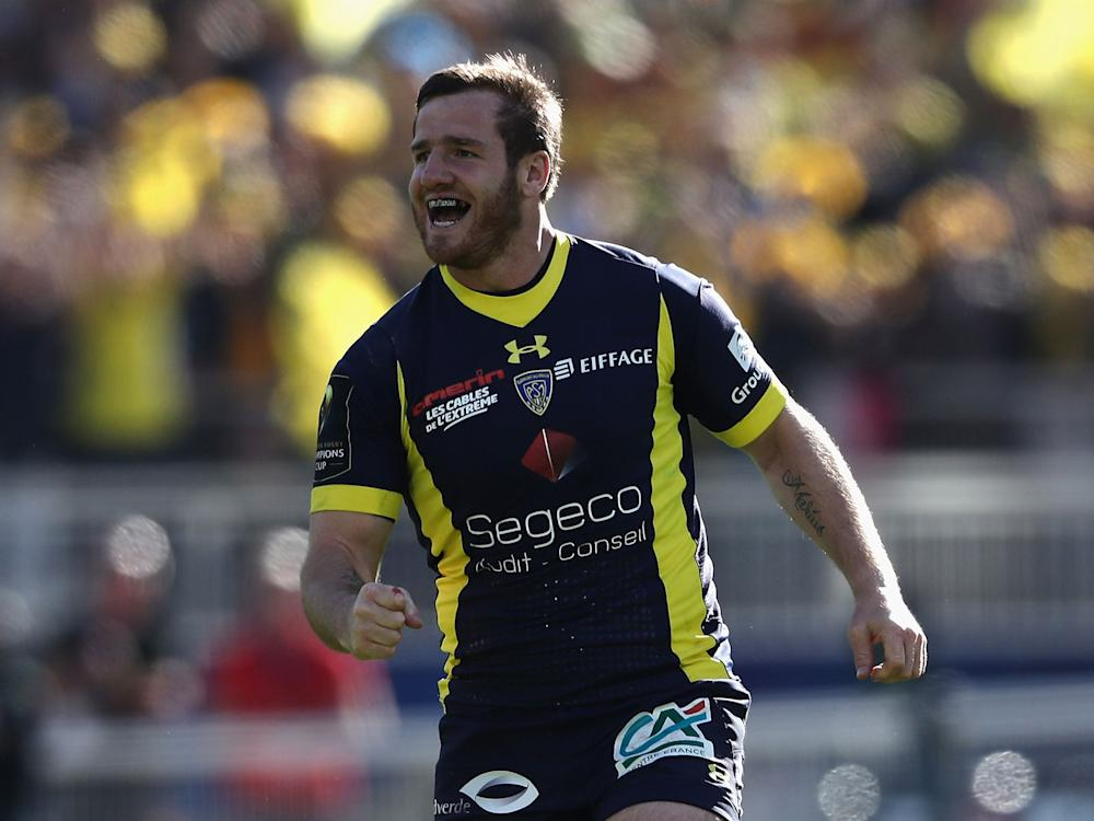 Two drop-goals from Camille Lopez secured victory for Clermont Auvergne: Getty