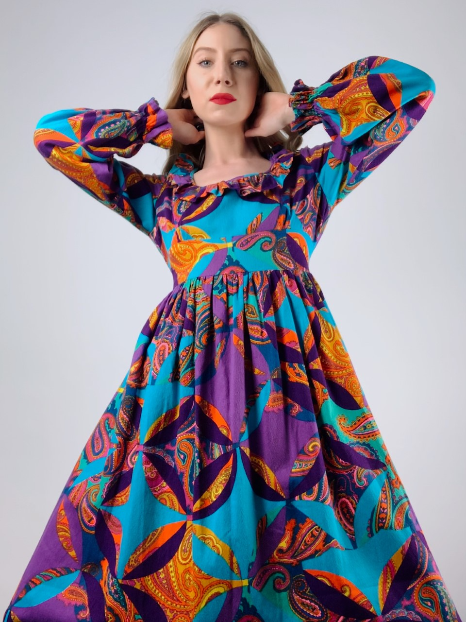 """<p>'At the heart of Porcelain & Red has always been an emphasis on unique detailing and prints, prints and more prints,' 29-year-old founder Danielle Kendry said.</p><p>'We strive to source sustainable alternatives to the high street, that capture every era for the modern day woman. Because who needs high street, when you have history?'</p><p><a class=""""link rapid-noclick-resp"""" href=""""https://www.porcelainandred.com/"""" rel=""""nofollow noopener"""" target=""""_blank"""" data-ylk=""""slk:SHOP PORCELAIN & RED NOW"""">SHOP PORCELAIN & RED NOW</a></p>"""