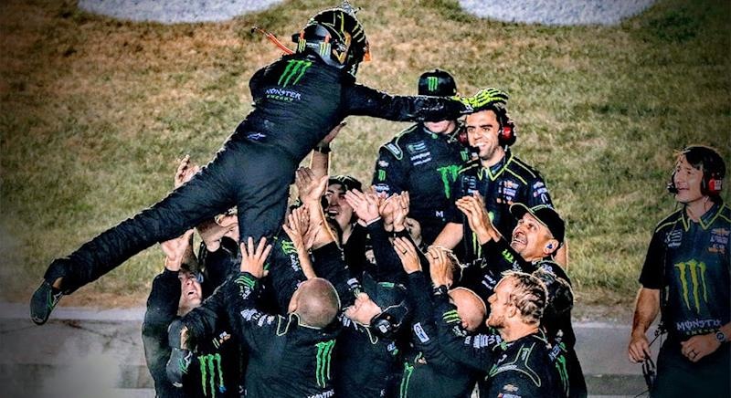Are you not entertained? In a 2019 NASCAR season that saw plenty of highlights through its first half -- Denny Hamlin winning the Daytona 500 for J.D. Gibbs; a wild night at Kansas Speedway; Kyle Busch picking up win No. 200; Clint Bowyer reaching his own bicentennial mark, in terms of punches thrown at Ryan […]