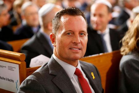 Amb. Grenell: Companies Working on Russian Energy Exports Could Face Sanctions