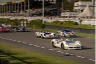 <p>Naturally, the main draw is watching cars that normally only appear in articles and at auction sales go hammer and tongs around the 2.37-mile circuit. </p>