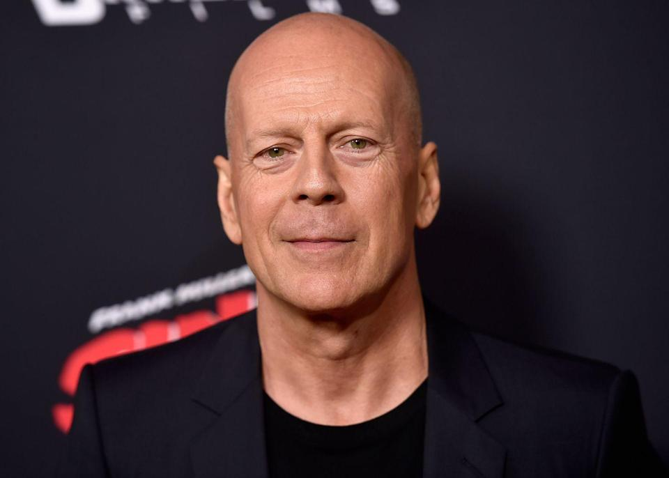 """<p>Bruce Willis had the kind of music career only he can have. The <em>Die Hard </em>actor created an alter ego, Bruno, which served as inspiration for his first album title, <a href=""""https://open.spotify.com/album/56jScJ8N9n8B4ZNu52KeHk?si=ZH8rBQQmQDCfSwAreMa66g"""" rel=""""nofollow noopener"""" target=""""_blank"""" data-ylk=""""slk:The Return of Bruno"""" class=""""link rapid-noclick-resp""""><em>The Return of Bruno</em></a>. The 1987 rock album <a href=""""https://people.com/archive/picks-and-pans-review-bruce-willis-the-return-of-bruno-vol-27-no-8/"""" rel=""""nofollow noopener"""" target=""""_blank"""" data-ylk=""""slk:earned itself an HBO mockumentary"""" class=""""link rapid-noclick-resp"""">earned itself an HBO mockumentary</a>. Bruce released his second album, <a href=""""https://open.spotify.com/album/7HARuSmM8247camdyfuhQb?si=IGn-tBr5QcCcE1K54_qHdg"""" rel=""""nofollow noopener"""" target=""""_blank"""" data-ylk=""""slk:If It Don't Kill You, It Just Makes You Stronger"""" class=""""link rapid-noclick-resp""""><em>If It Don't Kill You, It Just Makes You Stronger</em></a>, in 1989.</p>"""