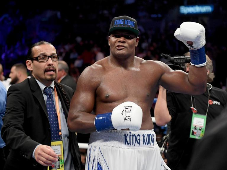Anthony Joshua fight: Luis Ortiz won't be world heavyweight champion's next opponent as search goes on