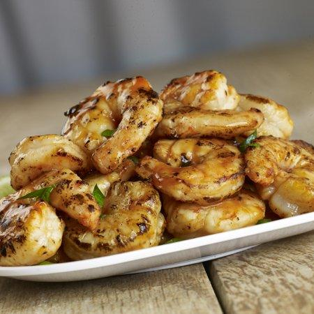 A bag of frozen shrimp can turn into a simple, delicious dinner in no time. (Credit: Walmart)