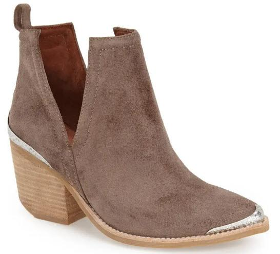Cromwell Cutout Western Boot - Jeffrey Campbell, Nordstrom, $150 (originally $200)