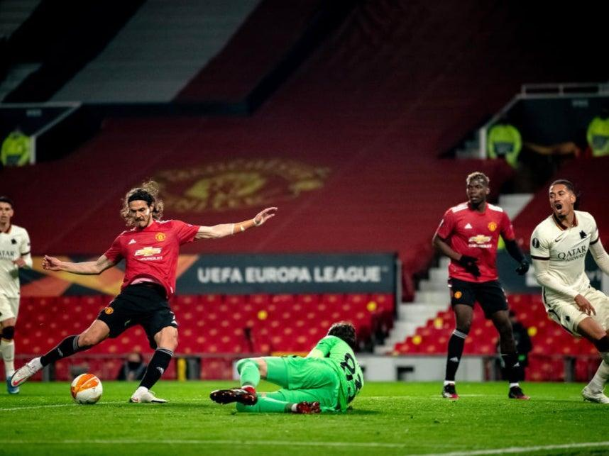 <p>Man Utd should safely book their place in the Europa League final</p> (Manchester United via Getty Imag)