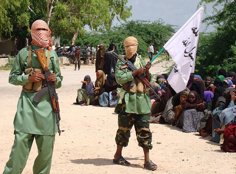 Somali attack kills U.S. soldier, hurts 4 others