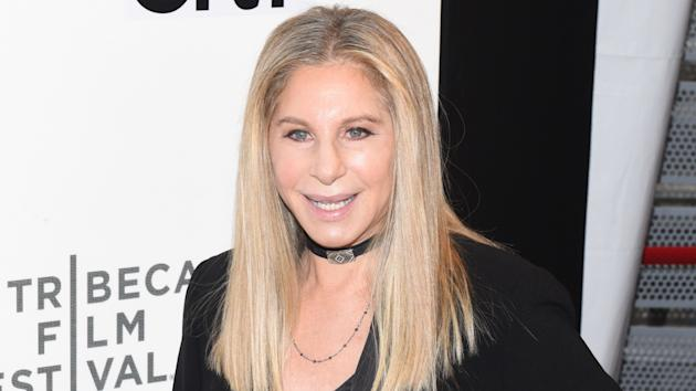 Barbra Streisand's Candid Q&A With Robert Rodriguez at the Tribeca Film Festival