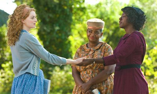 <p>The women form an unlikely friendship around a secret writing project in 'The Help'.</p>