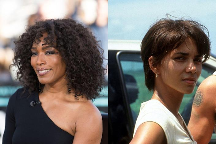 """<p>Halle Berry became the first (and thus far only) African-American woman to win the Academy Award for Best Actress, thanks to her work as Leticia Musgrove in <em>Monster's Ball</em>. But it could've been Angela Bassett, who turned down the part. """"It's about character, darling,"""" <a href=""""http://people.com/celebrity/angela-bassett-disses-halles-role/"""" rel=""""nofollow noopener"""" target=""""_blank"""" data-ylk=""""slk:she told Newsweek"""" class=""""link rapid-noclick-resp"""">she told <em>Newsweek</em></a>. """"I wasn't going to be a prostitute on film. I couldn't do that because it's such a stereotype about black women and sexuality.""""</p>"""