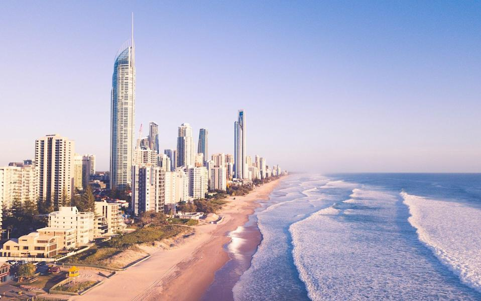 Travel to Australia from the UK may not be possible until 2022 - Josh Berry-Walker/EyeEm