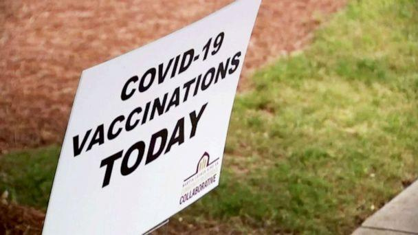 PHOTO: Fulton County in Georgia is setting up its mobile COVID-19 vaccination units at locations including churches. (WSB)
