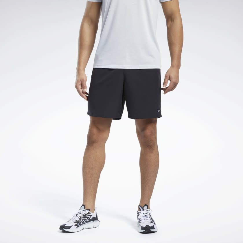 Running Shorts. Image via Reebok.
