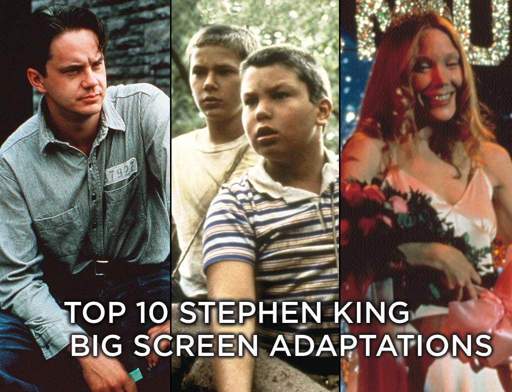 Over the years, Stephen King has sold an estimated 350 million copies of his books and has become one of the most adapted authors in Hollywood. With Halloween around the corner, let's look back at some of King's finest silver screen adaptations.