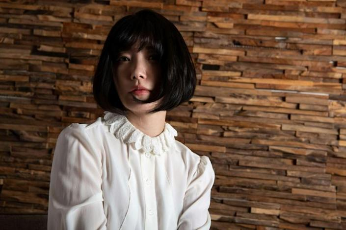 Kawakami pursued music for five years without a hit, and says she felt free when her record deal ended