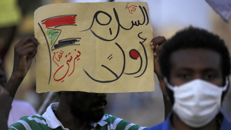 Sudan reaches historic peace deal with rebel groups