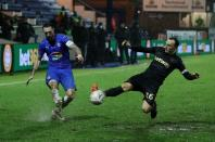 FA Cup - Third Round - Stockport County v West Ham United