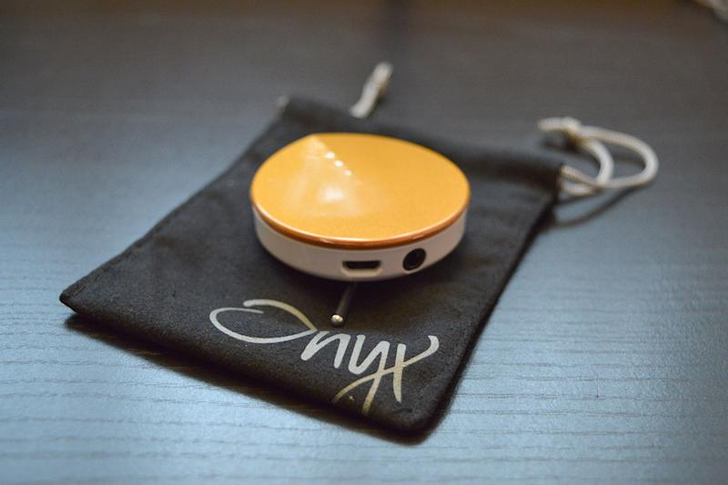 Onyx communicator lets you talk to people around the globe with a push of a button