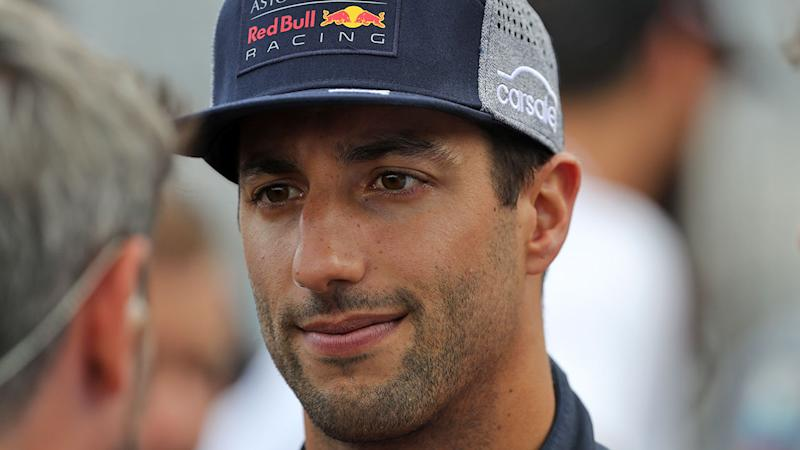 Daniel Ricciardo: No bad blood with Red Bull
