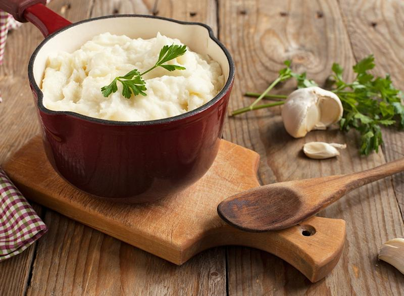 My Diet Is Better Than Yours mashed cauliflower