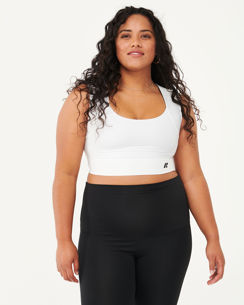 """<p><strong>Forme </strong></p><p>forme.science</p><p><strong>$159.00</strong></p><p><a href=""""https://forme.science/collections/all/products/power-bra"""" rel=""""nofollow noopener"""" target=""""_blank"""" data-ylk=""""slk:Shop Now"""" class=""""link rapid-noclick-resp"""">Shop Now</a></p><p>For those who need help improving posture, this newly launched activewear brand uses a fabric technology called Posture, Performance, and Recovery (PPR) to actively correct the wearer's stance. The posture-correcting products include a range of sports bras, T-shirts, and leggings that will actively improve your posture as you wear them. </p>"""