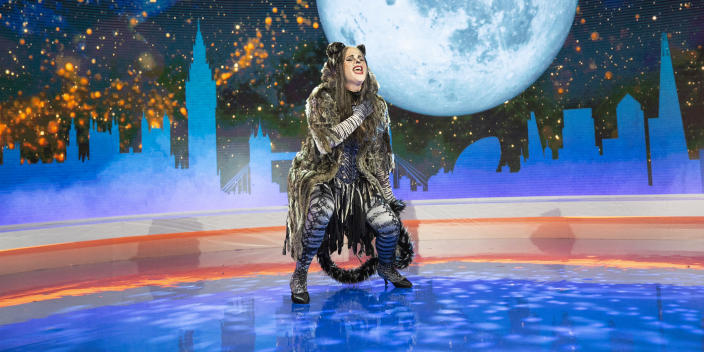 TODAY Show Halloween 2020: Jenna Bush Hager was Grizabella from Broadway's