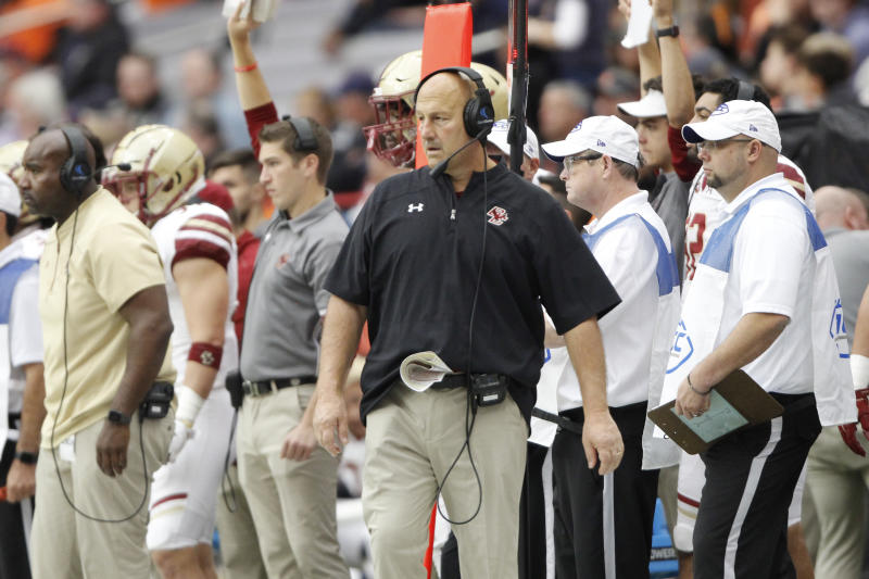 Colorado State hiring Steve Addazio as Mike Bobo's replacement