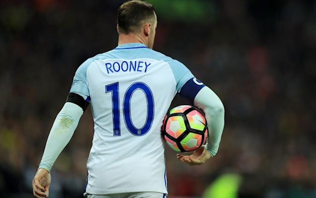 Wayne Rooneyhas scored two goals this season and had been linked with an England return