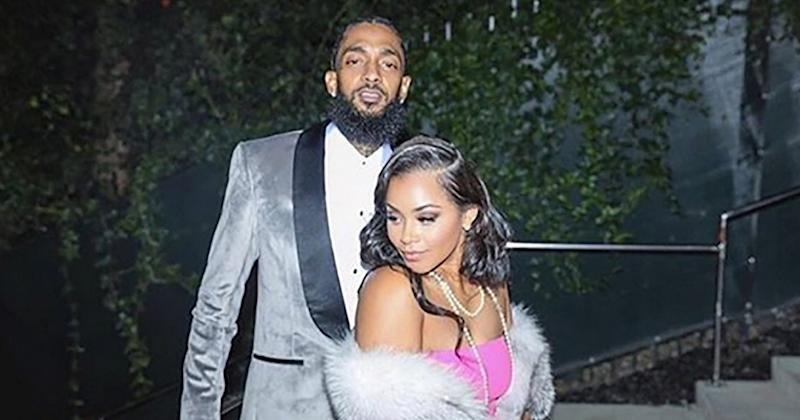 Lauren London Looks Back At Her Last New Years Eve With Nipsey