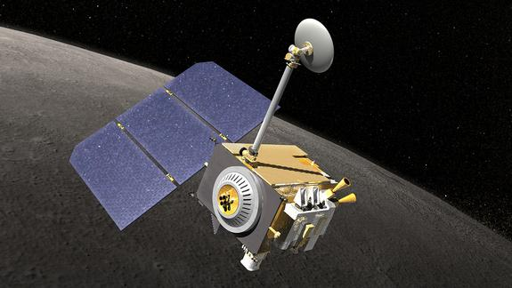 NASA Moon Probe Broadcasts Space Weather Symphony Live Online