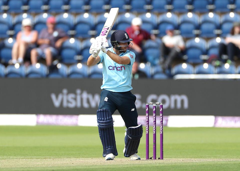 Dawid Malan guided Egland to a comfortable victory (PA Wire)