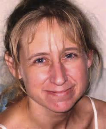 Laura Simonson, 37, is pictured in this handout photo