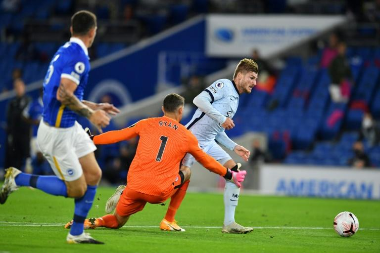Chelsea's Werner expects to be fit in time for Liverpool clash