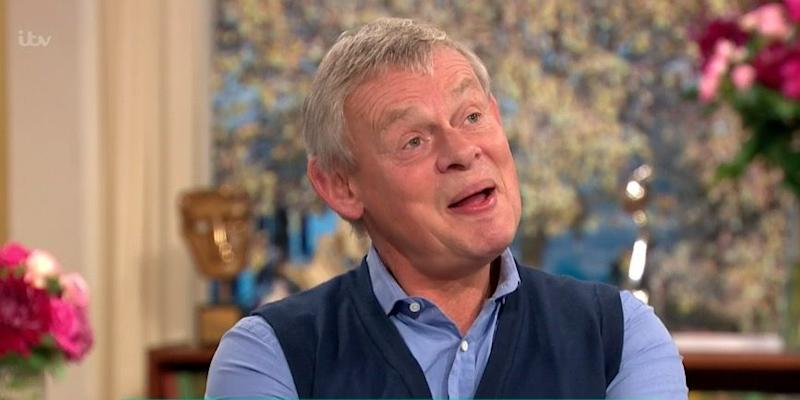 Doc Martin almost couldn't include power tool surgery story