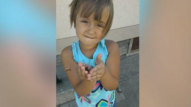 PHOTO: Sophia Spencer, 8, has been fascinated with bugs since the age of two.<p>(Nicole Spencer)