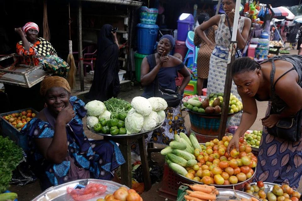 APTOPIX Guinea Daily Life (Copyright 2021 The Associated Press. All rights reserved)