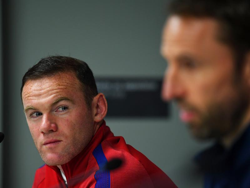 Wayne Rooney's days with the England national team could be numbered under Gareth Southgate: Getty