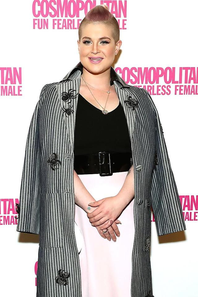 """<p>Kelly Osbourne also got Lyme disease from a tick bite — this one from a reindeer that was part of a surprise celebration for her dad, Ozzy, on his 56th birthday in 2004. She suffered numerous symptoms, including a sore throat and stomach pains, but has since recuperated. As she <a href=""""http://www.usmagazine.com/celebrity-news/news/kelly-osbournes-book-details-lyme-disease-battle-excerpt-w474949"""" rel=""""nofollow noopener"""" target=""""_blank"""" data-ylk=""""slk:wrote in her memoir"""" class=""""link rapid-noclick-resp"""">wrote in her memoir</a>, <i>There Is No F*cking Secret: Letters From a Badass Bitch</i>, """"I've learned to advocate for myself when it comes to my health, and I trust my intuition. If I think something is wrong, I refuse to let anyone dismiss it. And sadly, I stay the f*** away from reindeer."""" (Photo: Astrid Stawiarz/Getty Images for Cosmopolitan) </p>"""