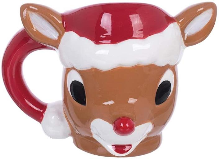 Rudolph The Red-Nosed Reindeer Mug