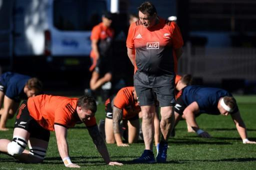 Seven changes to All Blacks team for South Africa test