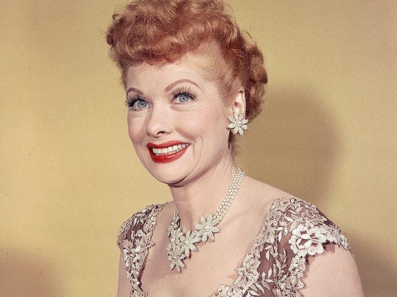 <p>Lucille Ball won the Cecil B. DeMille Award in 1979.</p>
