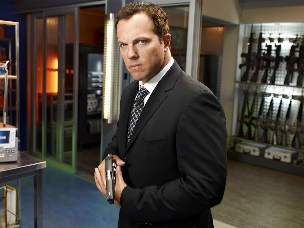 "Adam Baldwin returns as John Casey on ""Chuck"""