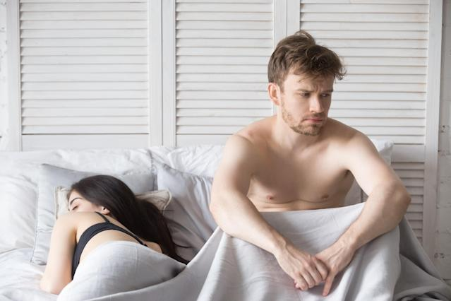 Psychosexual disorders, like low libido, affect up to one in three people. (Getty Images)