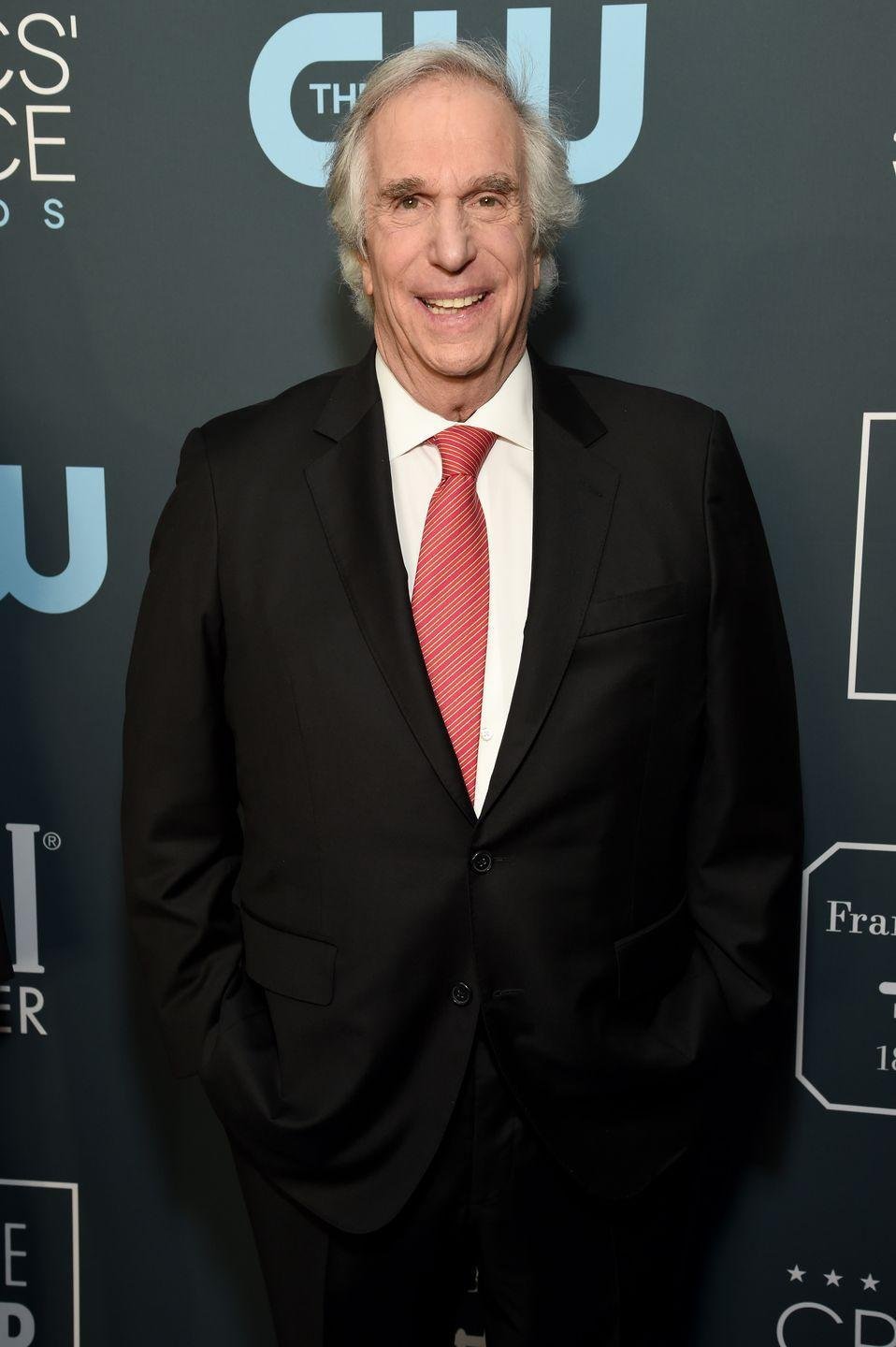 <p>After graduating from Emerson College, Winkler went on to attend the Yale School of Drama, where he received a master's degree in 1970.</p>