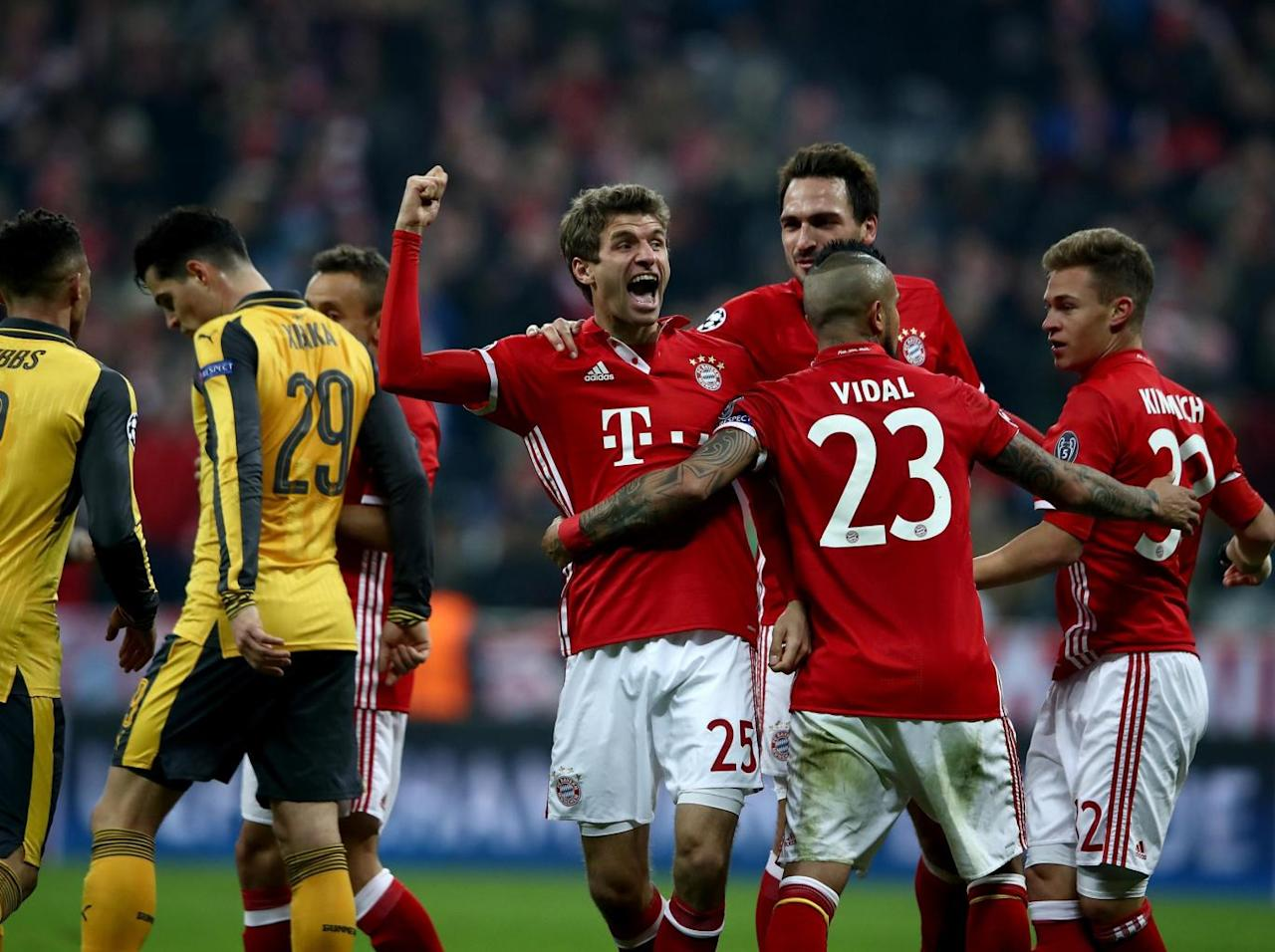 Arsenal vs Bayern Munich: What time is kick-off, what is the team news and where can I watch a live stream?
