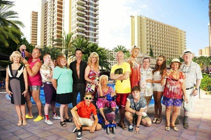 Benidorm faces the axe after 10 years as viewers lose interest in the ITV comedy