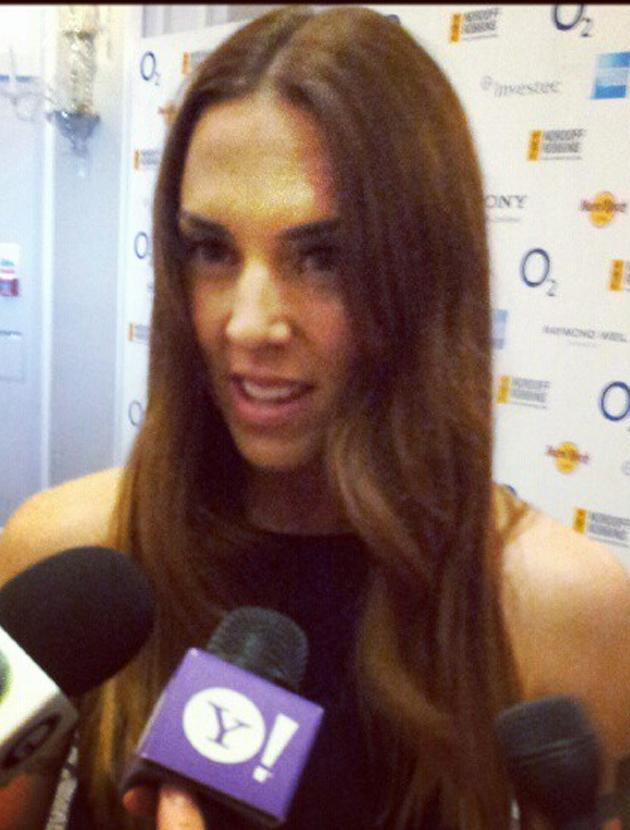 Celebrity photos: Mel C defended Victoria Beckham when we chatted to her, girl power is still alive!