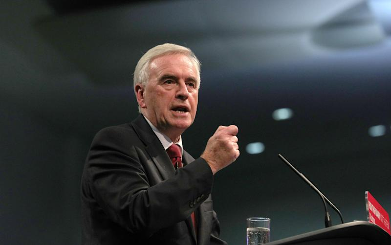 <strong>John McDonnell</strong> (PA Wire/PA Images)